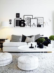 Black-White-Cushions-in-White-Living-Room-Design1-224x300