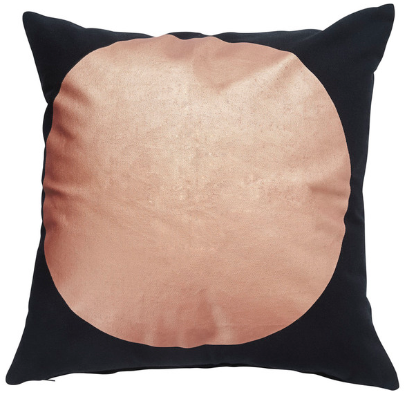 Fantastic - Copper sqaure cushion assorted - $25.00