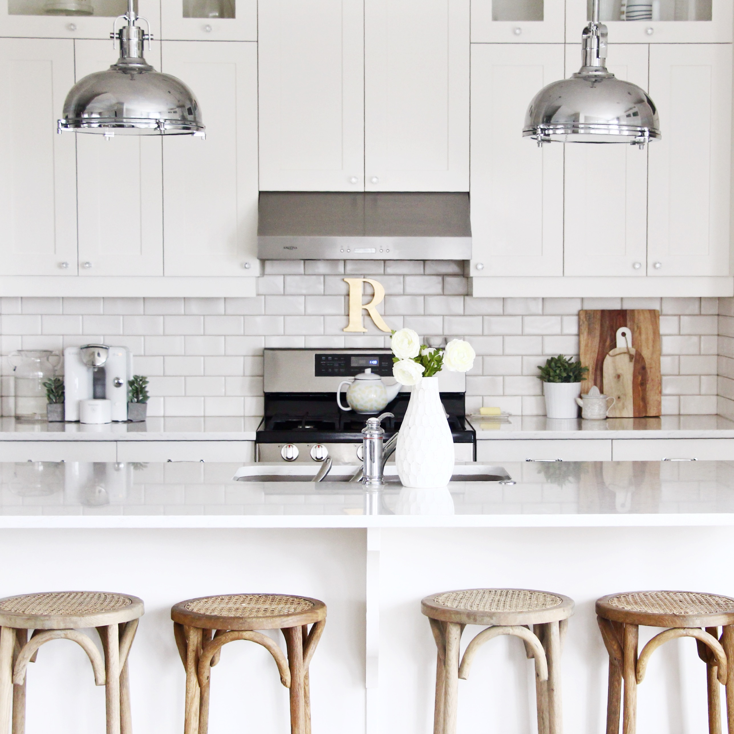 Who Is Talking About 57 Distinct House Electrical Design: How To Style Your Kitchen For Spring