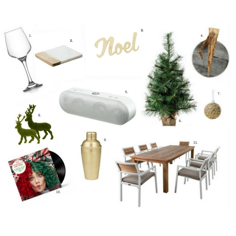nothing says christmas like a house full of food fun music and laughter what better way to welcome the festive season than to entertain at home - Christmas Must Haves