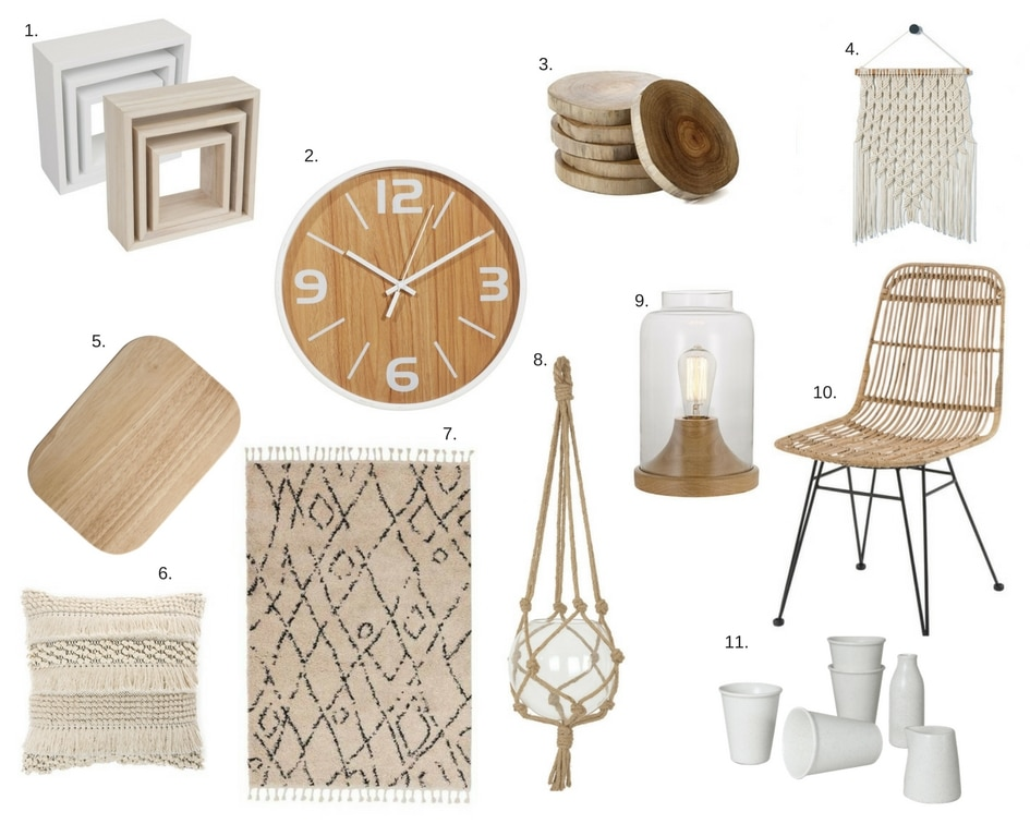 Nude neutrals on trend homeworld helensvale for Dining chairs t k maxx