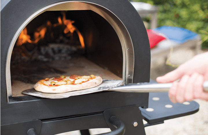 Complete With Sturdy Mobile Trolley Single Chamber Oven And Ceramic Base The Arrosto Milano Pizza Has Everything You Need To Create Delicious Wood