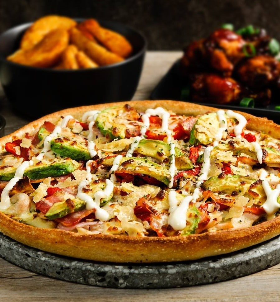 Craft pizza more launches app