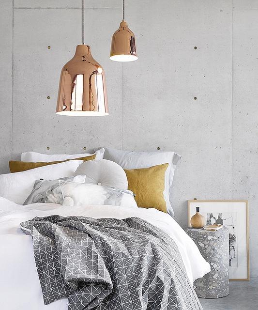Misty Copper Pendant Beacon Lighting